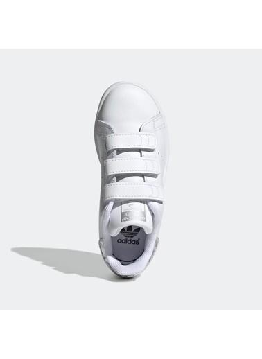 adidas Adidas Çocuk Günlük Spor Ayakkabı Stan Smith Cf C Ee8484 Renkli